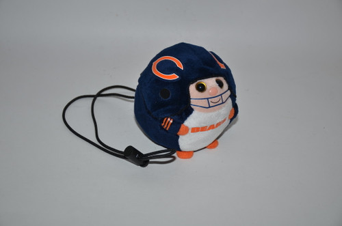 DaPoofyHairedDudes Custom Barrel Cover - Chicago Bears