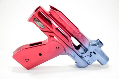 Bob Long Intimidator - 2k5 Alias Body Kit - Gloss Black / Pewter Fade