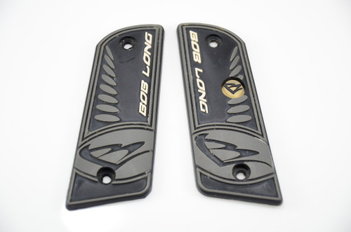Bob Long Intimidator - 2k6 LED Grips - Black / Grey - RARE