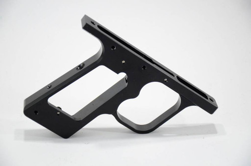 Dye DM3 Stock Frame - Dust Black #2