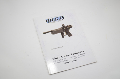 Original WGP Autococker Manual