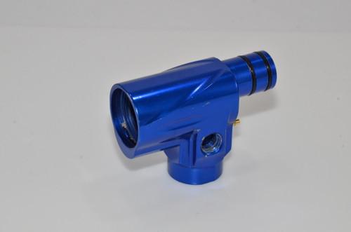 Bob Long Intimidator - 2k5 Front Block - Gloss Blue #2