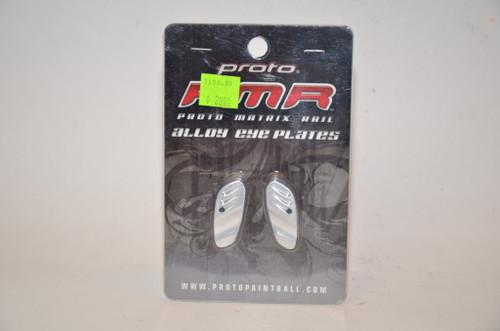Proto Matrix Rail (PMR) Aluminum Eye Covers - Silver