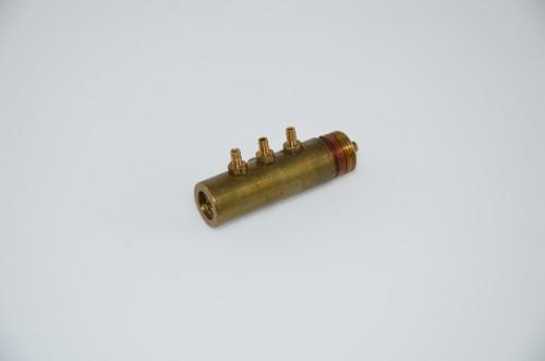 WGP Autococker 3-Way W/ C-Clips - Brass #2