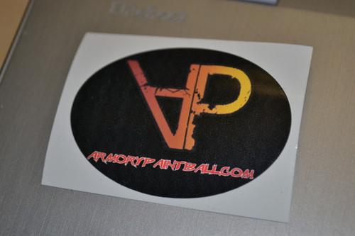 ArmoryPaintball.com Sticker