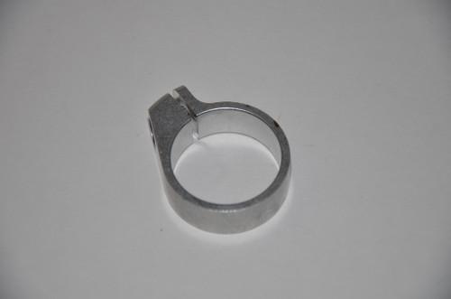 Vanguard - Silver Feedneck Collar