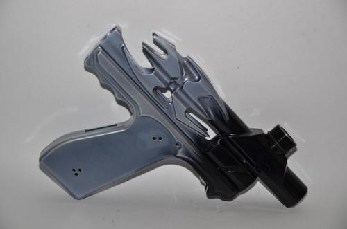 Bob Long Intimidator - 2k5 Empire Complete Body Kit - Gloss Black / Gloss Pewter Fade - RARE