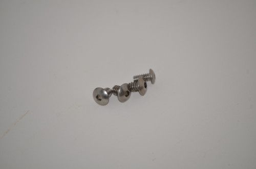 Bob Long Intimidator - 2k2 / 2k5 Grip Screw Kit - SS #2