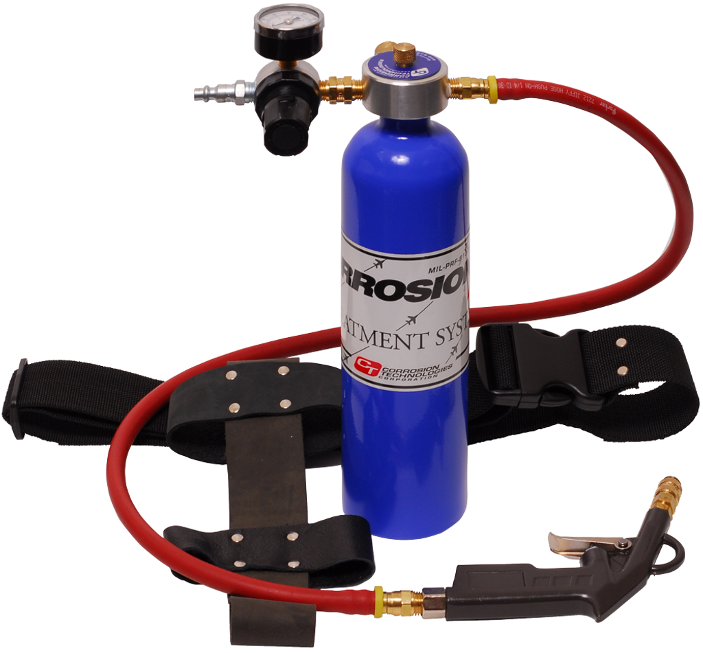 Handi-Spray BeltPak Application System