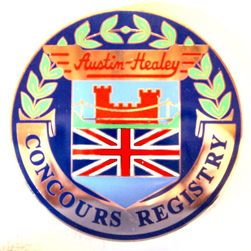 RejeX propels Rosoff Austin-Healey to Concours Registry Record