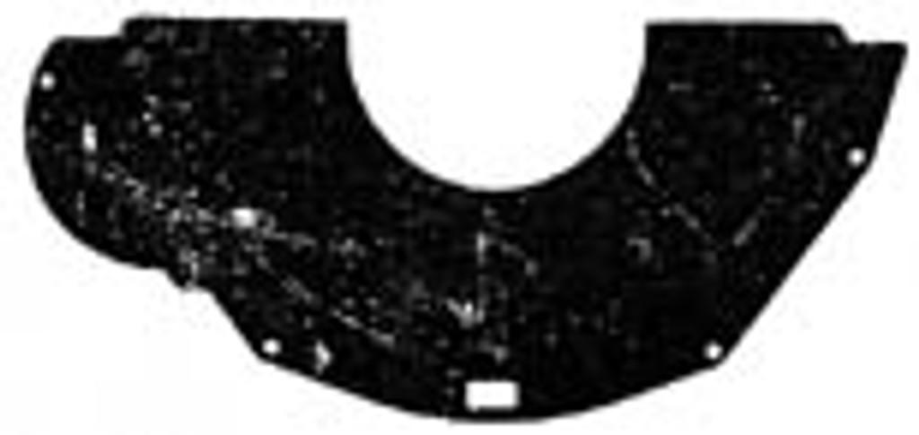 MerCruiser Flywheel Dust Cover,MC-24-14043