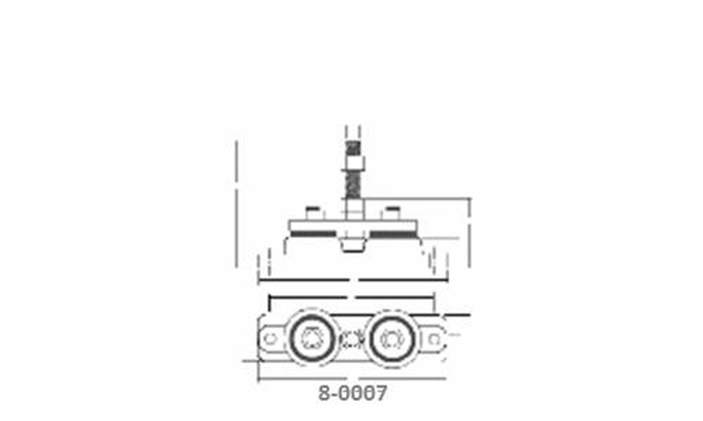Engine Mount,8-0007