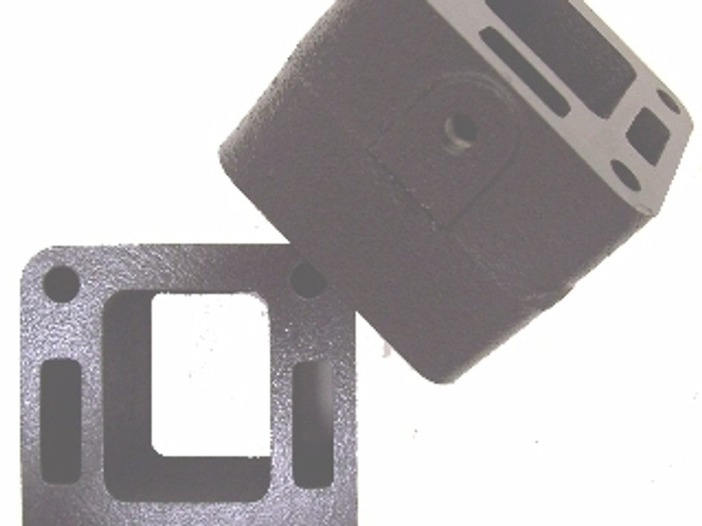 MerCruiser Exhaust Manifold to Riser Spacer,MC-20-61851A2