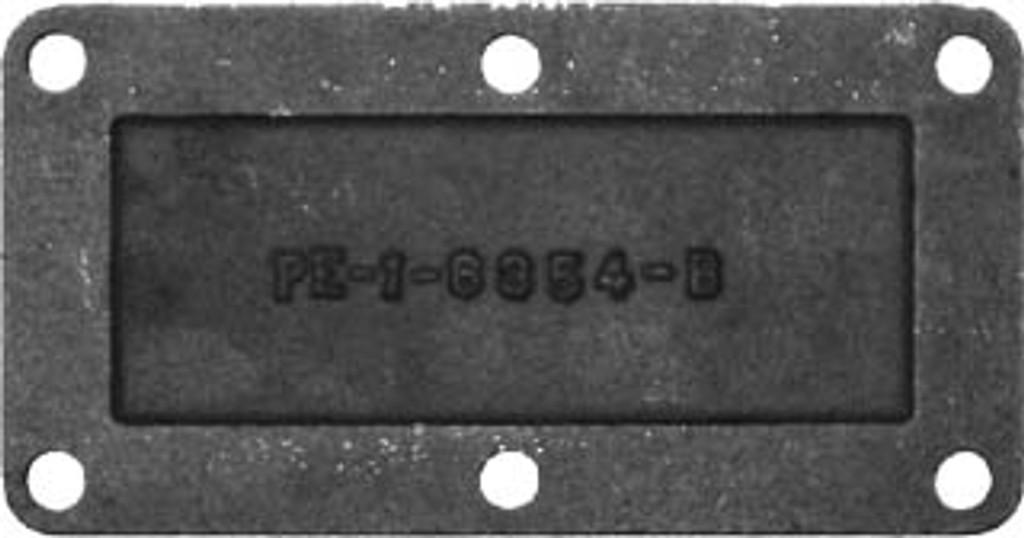 Perkins Cover Plate,PE-1-6354B