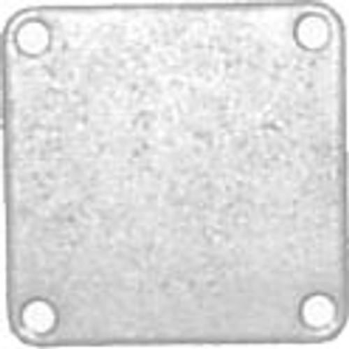 MerCruiser Exhaust Manifold Rear End Cap,1-54870