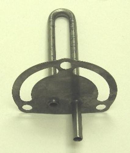 OMC Choke Stove Assembly (V6 and V8),1-380985