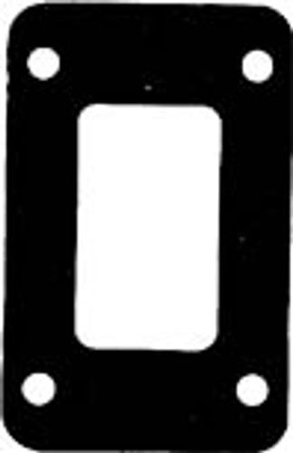 Fresh Water Center Riser Gasket,1-0105