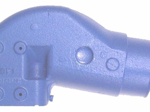 Crusader Center Discharge Riser,CR-20-98126