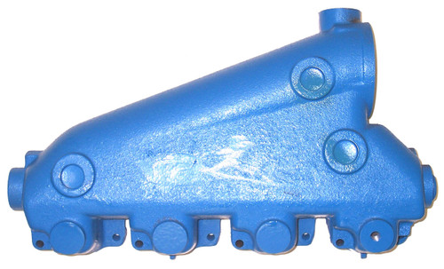 Crusader Big Block Port Side (left) Exhaust Manifold,CR-1-97993