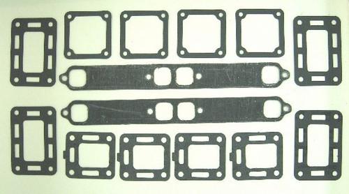 MerCruiser Exhaust Manifold (V8) Gasket Set,MC47-27-33395A2