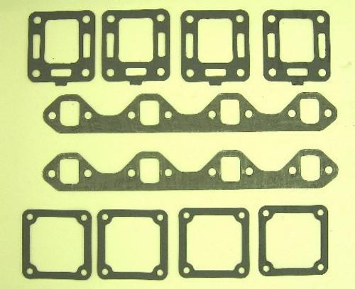 MerCruiser Exhaust Manifold Gasket Set,MC47-27-54566A1
