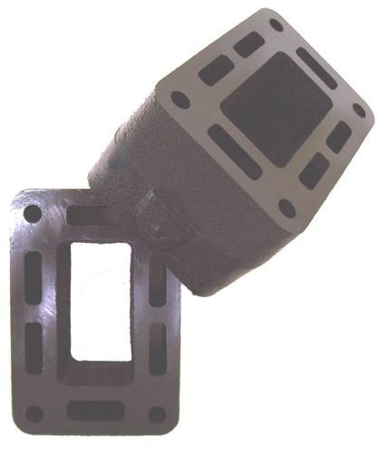 "MerCruiser 3"" Exhaust Manifold to Riser Spacer,MC-20-61811A4"