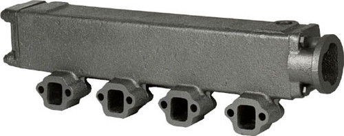 Interceptor Ford Exhaust Port Side (left) Manifold,INT-1-6268L