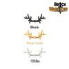 Minifigure Horns - Deer Antlers (Pair)