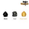 Minifigure Helmet - Jousting Helmet