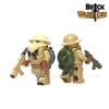 Custom LEGO® Accessory - British Flame Tank