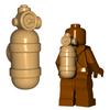 Custom LEGO® Accessory - Oxygen Tank