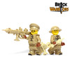 Custom LEGO® Explosive - British Rocket