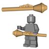 Custom Minifigure Weapon - Panzerfaust