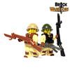 Custom LEGO® Helmet - Japanese Helmet