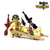 Custom LEGO® Accessory - Stretcher