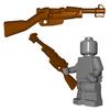 Minifigure Gun - Italian Rifle