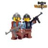 Custom LEGO® Armor - French Suspenders