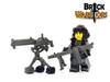 Custom LEGO® Gun - US Water Cooled Machine Gun