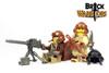 Custom LEGO® Gun - US Air Cooled MG