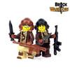 Custom LEGO® Weapon - Military Knife