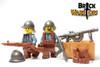 Custom LEGO® Gun - French LMG