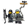 Custom LEGO® Accessory - Barbed Wire