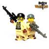 Custom LEGO® Gun - Fallschirmjäger Rifle