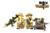 Custom LEGO® Gun - British Revolver