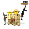 Custom LEGO® Gun - British SMG