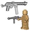 Minifigure Gun - Italian SMG