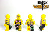 Custom LEGO® Minifigure - Stitch Printing Views