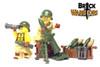 Custom Printed LEGO® Torso - Mortar Man