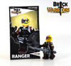 Custom LEGO® Minifigure - Ranger Collector Card