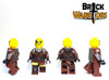 Custom LEGO® Minifigure - Female Elf Warrior Custom Printing Views